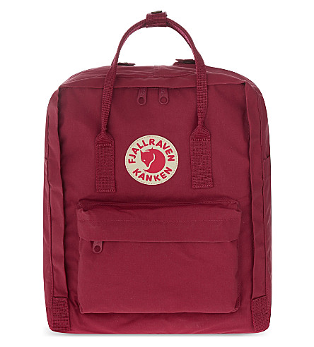 FJALLRAVEN Kånken backpack (Plum