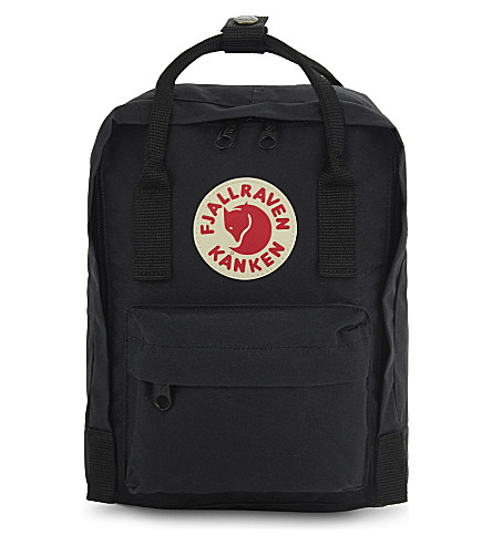 FJALLRAVEN Kanken backpack (Black