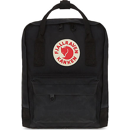 FJALLRAVEN Mini backpack (Black
