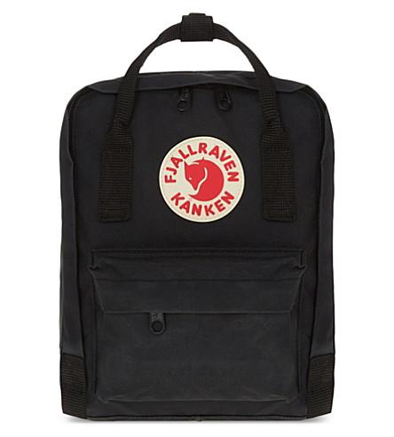 FJALLRAVEN Mini backpack (Black