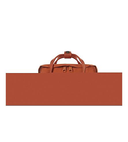 FJALLRAVEN Mini backpack (Brick