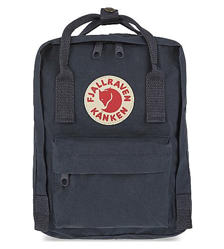 FJALLRAVEN Mini backpack (Navy