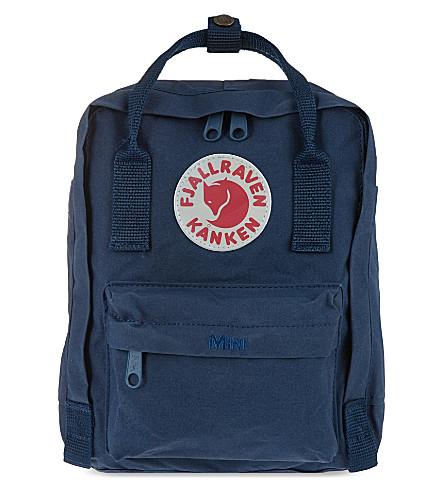 FJALLRAVEN Mini backpack (Royal blue