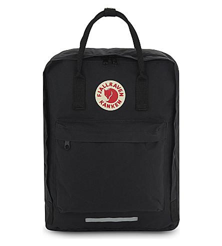 FJALLRAVEN Kånken Big backpack (Black