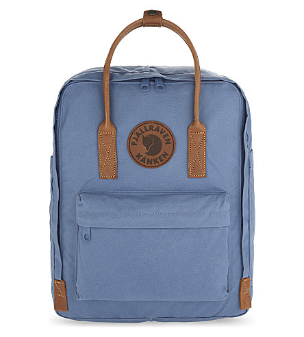 FJALLRAVEN Kanken backpack (Blue+bridge