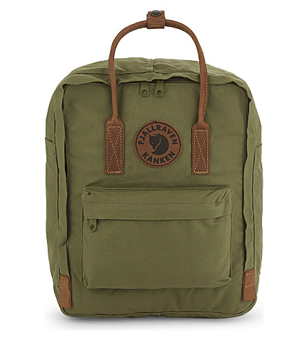 FJALLRAVEN Kånken No.2 backpack (Green