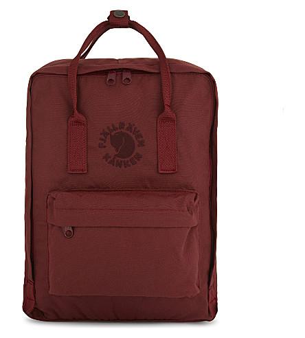 FJALLRAVEN Kånken backpack (Ox red