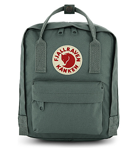 FJALLRAVEN Kanken backpack (Frost+green