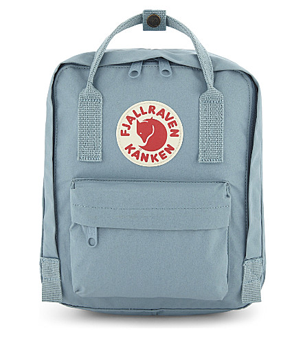 FJALLRAVEN Kanken backpack (Sky blue