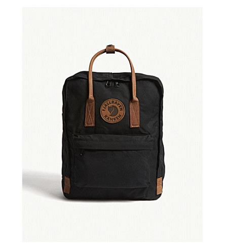 FJALLRAVEN Kånken no.2 backpack (Black