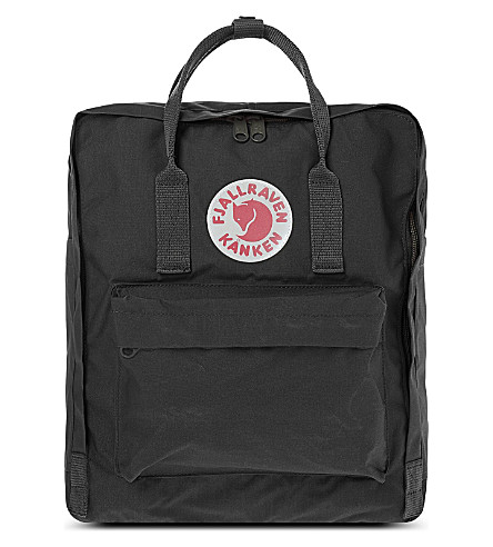 FJALLRAVEN Kånken backpack (Black