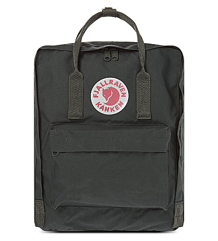 FJALLRAVEN Kånken backpack (Forest+green