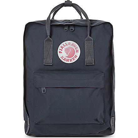 FJALLRAVEN Kånken backpack (Graphite