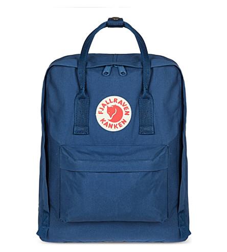 FJALLRAVEN Kånken backpack (Royal+blue
