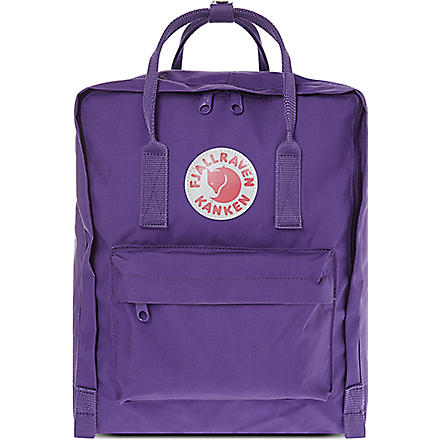 FJALLRAVEN Kånken backpack (Purple