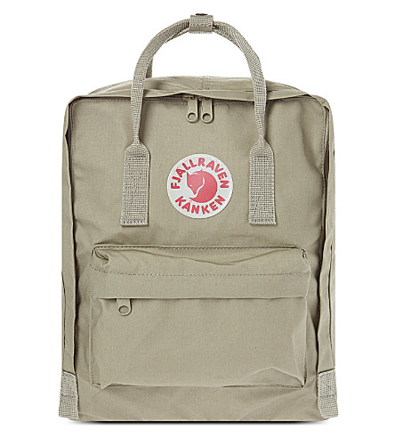 FJALLRAVEN Kånken backpack (Putty