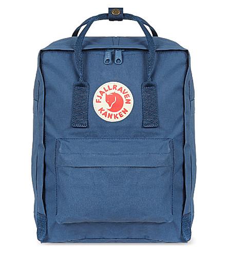 FJALLRAVEN Kånken backpack (Royal blue/ox red
