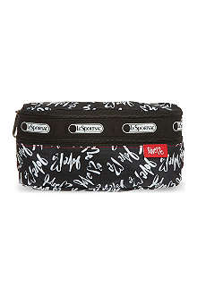 LE SPORTSAC Two-zip bum bag