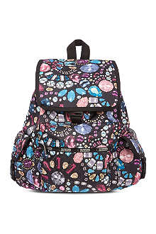 LE SPORTSAC Voyager crystal-print backpack