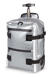 HIDEO WAKAMATSU Small tarpaulin backpack