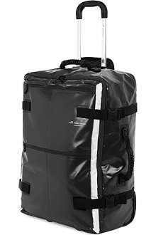 HIDEO WAKAMATSU Tarpaulin small two-wheel suitcase 51cm