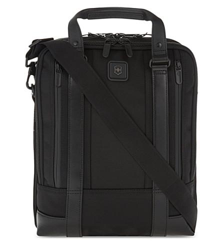 VICTORINOX Division 13 briefcase (Black