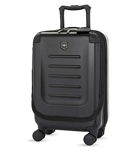 VICTORINOX Spectra 2.0 expandable cabin suitcase 55cm (Black
