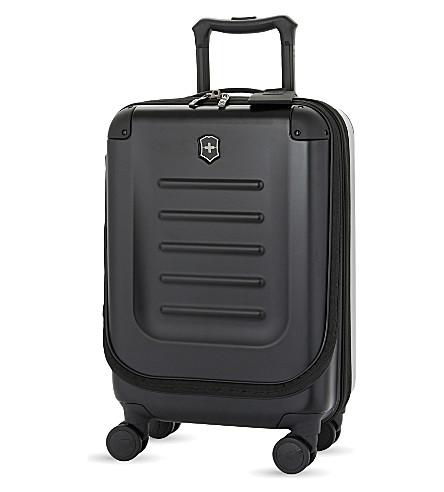 VICTORINOX 光谱2.0可膨胀客舱手提箱 55cm (黑色