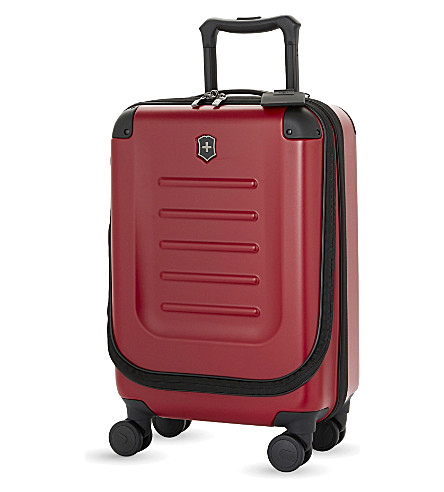 VICTORINOX Spectra 2.0 expandable cabin suitcase 55cm (Red