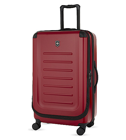 VICTORINOX Spectra 2.0 expandable four-wheel suitcase 78cm (Red