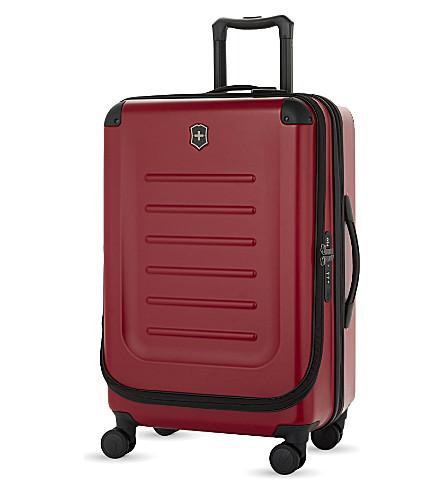 VICTORINOX 光谱2.0可膨胀四轮手提箱 69cm (红色