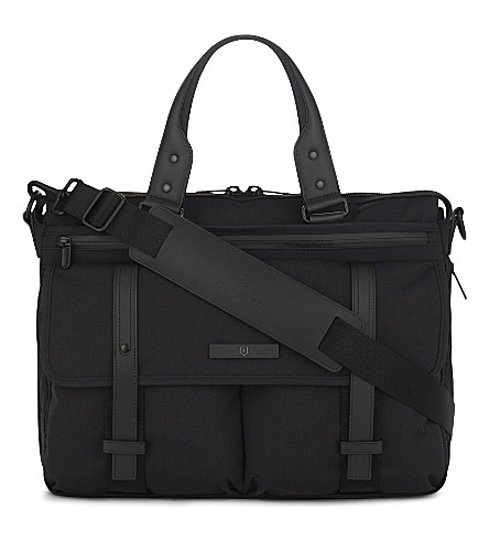 VICTORINOX Architecture Urban Brunswick laptop briefcase (Black
