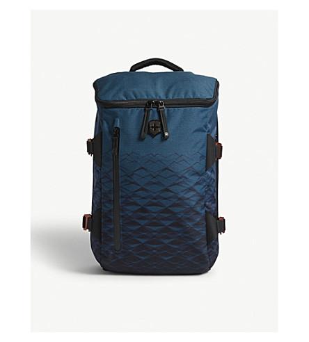 "VICTORINOX Vx Touring 15"" laptop backpack (Dark+teal"