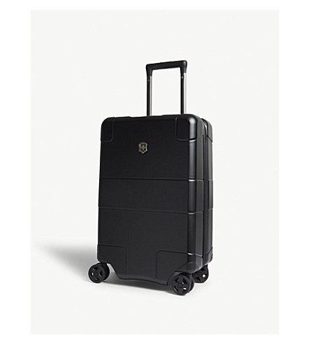 VICTORINOX Lexicon Frequent Flyer carry-on case 55cm (Black