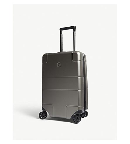 VICTORINOX Lexicon Frequent Flyer carry-on suitcase 55cm (Titanium