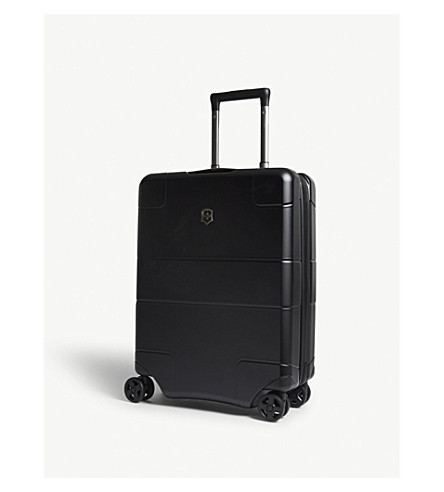 VICTORINOX Lexicon Global carry-on suitcase 55cm (Black