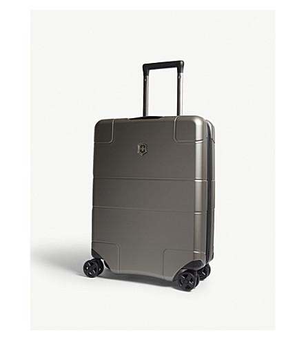 VICTORINOX Lexicon Global carry-on suitcase 55cm (Titanium