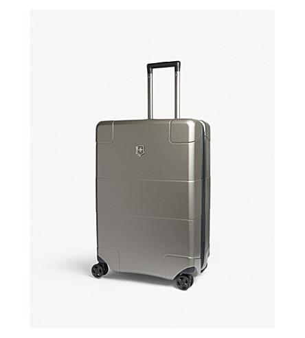 VICTORINOX Lexicon hardshell suitcase 68cm (Titanium