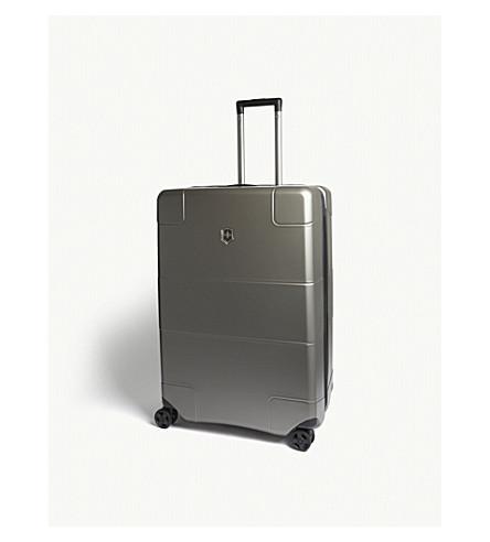 VICTORINOX Lexicon hardshell suitcase 75cm (Titanium