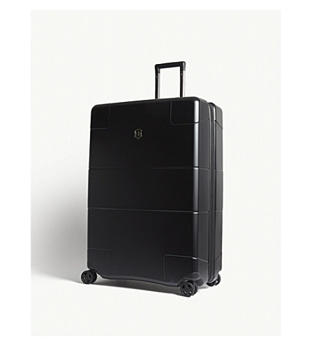 VICTORINOX Lexicon hardshell suitcase 82cm (Black