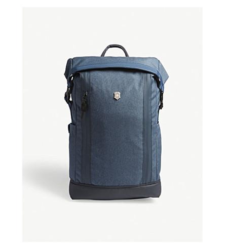 VICTORINOX Altmont Classic rolltop laptop backpack (Blue