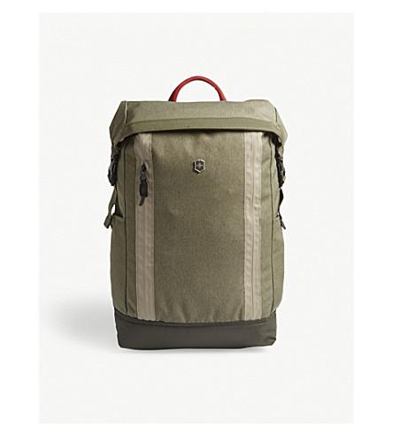 VICTORINOX Altmont Classic rolltop laptop backpack (Olive