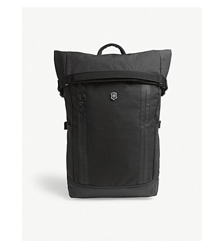 VICTORINOX Altmont Classic rolltop laptop backpack (Black