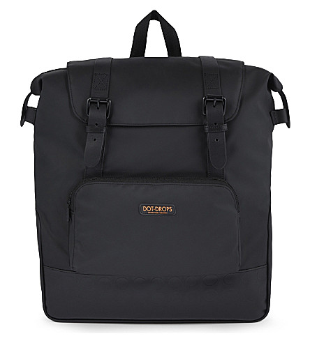 DOT DROPS Chapter 1 backpack (Black