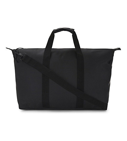RAINS Weekend duffel bag (Black