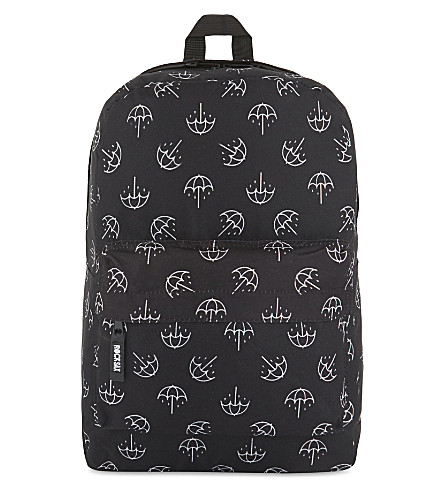 ROCK SAX Umbrella backpack (Umbrella+print