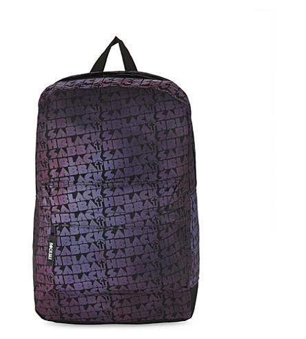 ROCK SAX Balck Sabbath nylon backpack (Distress+cross
