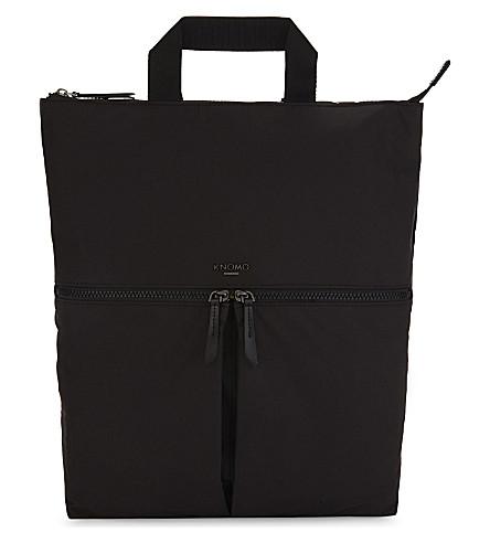 KNOMO Dalston Reykjavik tote bag (Black