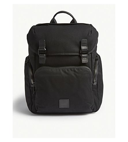 KNOMO Live Free laptop backpack (Black