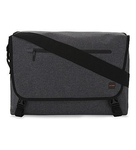 KNOMO Thames Rupert messenger bag (Grey